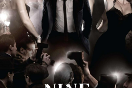 Cartel promocional del film.