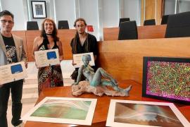 La 20º edición de los Premis Vuit d'Agost reconoce a Caroline Burcker, Toni Planells y Javierens