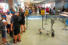 El nuevo filtro interislas del aeropuerto mejora la fluidez en la zona de control