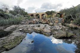 Los acuíferos resisten el primer mes del verano y su nivel se sitúa en el 59%