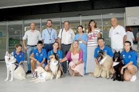 La consellera de Salut conoce el funcionamiento de 'Dogspital'