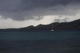 La tormenta deja más de 24.000 rayos entre Alicante e Ibiza