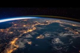 La Estación Espacial Internacional se podrá ver esta noche desde Balears