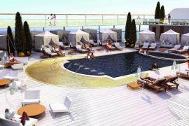 El yate más grande del mundo recalará en Ibiza