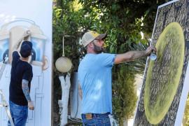 Urban In Ibiza, nueve años de 'live art' en Atzaró
