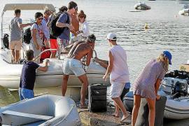 La tormenta veraniega provoca numerosos daños materiales en Ibiza y Formentera