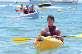Santa Eulària celebra el Día Internacional de la Juventud con actividades lúdicas
