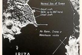 Las primeras fotos aéreas de las Pitiusas