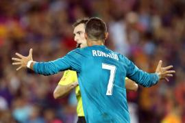Cinco partidos de sanción para Cristiano Ronaldo
