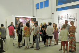 Ibiza Art Union despliega todo su potencial en una nueva edición de 'Art Fusion'