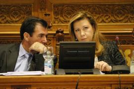 PALMA. POLITICA AUTONOMICA. PLENO DEL CONSELL DE MALLORCA.