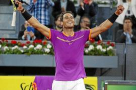 Nadal regresa al puesto número uno de la ATP