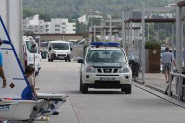 Muere ahogado un hombre mientras practicaba buceo en Sant Antoni