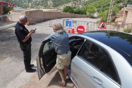 Acuerdo para abrir un acceso restringido al camino de es Cubells