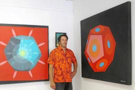 El universo dodecaédrico de Diego Picabea se muestra en Espressarte