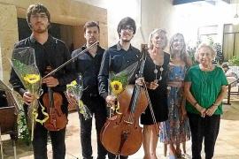 Velada musical en el claustro de La Concepción