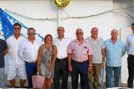 Fiesta del centenario del Club Marítimo Molinar