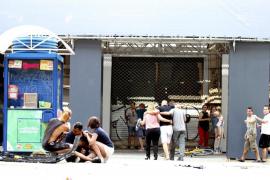 Al menos 13 muertos y 100 heridos en el atentado terrorista de Barcelona