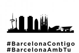 Las redes sociales se vuelcan con las víctimas del atentado de Barcelona