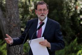 Rajoy, «en contacto con todas las administraciones» tras el atropello masivo en La Rambla