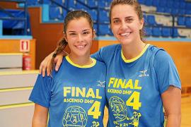 Campos y González ya entrenan