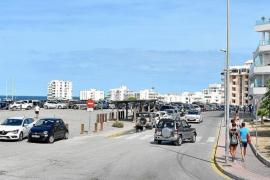 Los feriantes no consiguen llegar a un acuerdo con Sant Antoni para poner sus puestos en el puerto