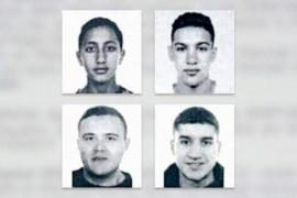 Tres de los sospechosos identificados murieron abatidos en Cambrils y un cuarto sigue huido