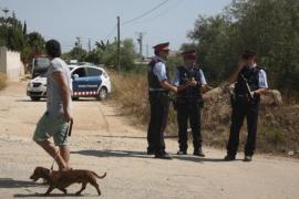 Los Mossos provocan explosiones controladas en la casa de Alcanar
