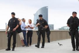 España mantiene el nivel 4 de alerta antiterrorista, aunque con refuerzos en zonas turísticas