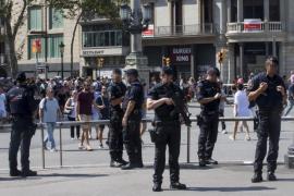 Interior da por desarticulada la célula terrorista responsable de los atentados en Cataluña y la Generalitat lo niega