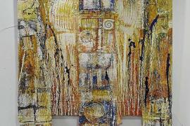 50 años de expresión artística de Lula Martins en el Far de Ses Coves Blanques