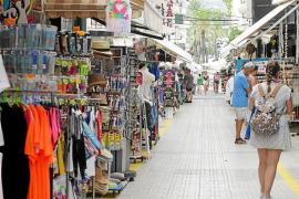 El comercio de Sant Antoni vive su época más baja