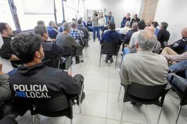 La Policía Local de Vila está «bajo mínimos» y con 14 agentes menos que hace quince años