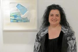 El mundo poético de Josefina Torres llega a la galería Índigo de Sant Josep