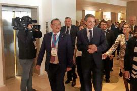 El PP califica de «despilfarro inmoral» los mil euros por minuto pagados a Zapatero