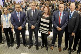 Zapatero facturó 1.000 euros por minuto en su conferencia sobre turismo del Smart Island