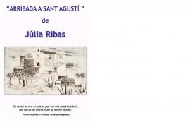 Júlia Ribas presenta su muestra 'Arribada a Sant Agustí' en Can Curt