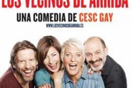 La comedia 'Los vecinos de arriba' llega al Auditòrium de Palma