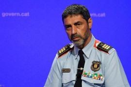 «Bueno, pues 'molt bé', pues adiós», la respuesta viral del major Josep Lluís Trapero de los Mossos a un periodista