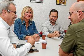 La FSE-PSOE defiende el «modelo de cambio» del Ayuntamiento
