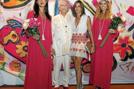 Una 'flower' en memoria de Ángel Nieto