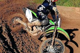 El motocross local, 'quemado' con el circuito de sa Coma