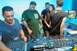 Reunión de los mejores djs del mundo en Ibiza Global Radio
