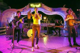 Mando Diao, el 'indie' que funciona en Ibiza