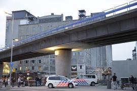 Detenido en Rotterdam un español al volante de una furgoneta cargada con bombonas de gas y cerca de una sala de conciertos