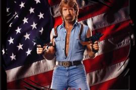 Chuck Norris sufre dos infartos en 45 minutos ¡y sobrevive!