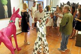 Dafne ya viste de Ágatha Ruiz de la Prada