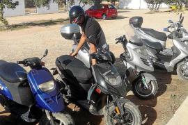 El Formentera, a entrenar sobre dos ruedas