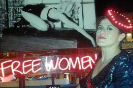 La noche de Diana Gómez en Pikes: una oda a la feminidad