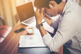 Un estudio revela que más de la mitad de los españoles sufre estrés a la vuelta de las vacaciones